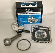 06-15 Honda TRX450R TRX 450R 96mm CP Standard Bore Piston Gaskets Carrillo Rod