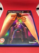 7 Sins (Sony PlayStation 2, 2005) - European Version Ps2 Rare + Manual