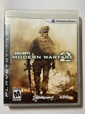 Call of Duty Modern Warfare 2 MW2 (PlayStation 3) PS3 -TESTED- FAST SHIPPING