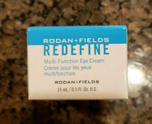 NEW R + F Redefine Multi-Function Eye Cream 15ml / 0.5oz
