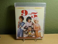 9 to 5 Blu-Ray Limited Edition of 3,000 Units Dolly Parton Jane Fonda New Sealed