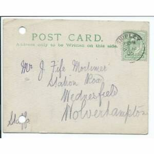 Collection of Post Cards & Envelopes - KEVII ( Pair of 1/2p, 1/2 and 1p)