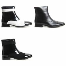 Zip Solid Shoes for Men