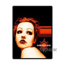 Godsmack Godsmack Album Custom Throw Blanket Large Size 58x80 Inch