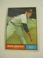 1961 Topps #83 Bob Bruce Baseball Card, Good Cond (GS2-b5)