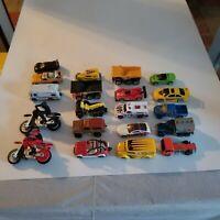 Vintage Matchbox & Hot Wheels Lot of 20, Various Years, LOOK!