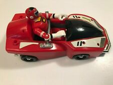 Vintage 1997 Power Rangers & Turbo Rangers Red Car Bandai