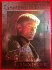 GAME OF THRONES - SER JAIME LANNISTER- Season 4 - FOIL PARALLEL Card #46