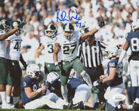KHARI WILLIS Michigan State Spartans Football SIGNED 8x10 Photo COA Autographed