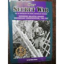 History 4th Battalion Rar Malaysia Indonesian Confrontation 1965-6 00001Aeb 7 new Book