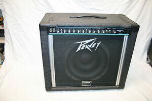 Musiker-Verstärker Peavey Bandit 112 - 80/100W Transistoramp mit vielen Futures