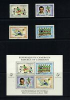 B805  Cameroun  1990   football soccer        MNH