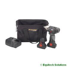 "Sealey CP6001 3/8"" Drive 14.4V Cordless Impact Wrench Gun 2 Lithium Batteries"