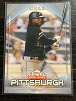 Josh Bell 2020 Topps National Baseball Card Day #22 Pittsburgh Pirates