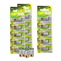 5PCS GP 23AE GP 23A MN21 A23 V23GA VR22 12V 23A Alkaline Battery Batteries