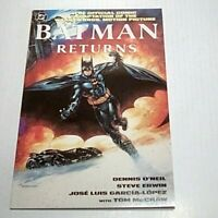 Batman Returns #1 (DC)1992 Movie -- Prestige Format -- VF/NM