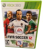 FIFA Soccer 12  Xbox 360 Game