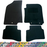 For Kia Rio MK3 2011-2017 Fully Tailored 4 Piece Car Mat Set