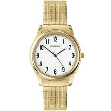 GENTS SEKONDA 3752 Expanding Bracelet Strap Watch Authorised Stockist
