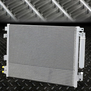 FOR 11-19 CHRYSLER 300 CHARGER CHALLENGER ALUMINUM REPLACEMENT AC CONDENSER 3948