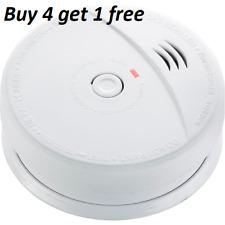 FirePro Photoelectric 9V Smoke Alarm// loud alarm/ 9v battery included/best deal