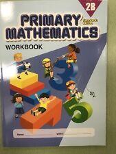 Singapore Primary Mathematics Workbook 2B(Student Edition)