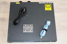Cisco WS-C3560E-24PD-S L3 Latest IOS Upgrade WS-C3560E-24PD-E - WS-C3560G-24PS-S