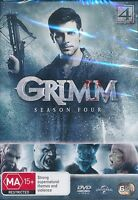 Grimm Season Four 4 DVD NEW 6-disc Region 2 4