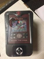 Chaotic TCG CCG  Rasbma Darini Tin With 5 Boosters + Super Rares For Game