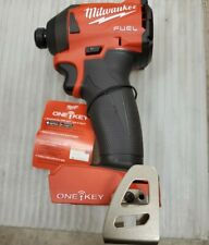 Milwaukee 2857-20 M18 FUEL 18V 1/4-Inch Hex Impact Driver - Bare Tool free ship