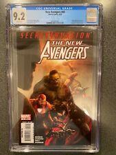 The New Avengers No.40 CGC 9.2 Secret Invasion 1st Veronke Skrull Queen