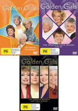 GOLDEN GIRLS Season 5 6 7 (Region 2 UK Compatible) DVD The Complete Series