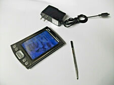 Palm One Tungsten T5 Handheld Pda Organizer Bluetooth Clor Sd Card Usb Cable