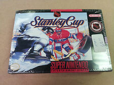 ^ BRAND NEW SEALED Stanley Cup Hockey for SNES Super Nintendo