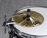 Tama Hoop Grip & Meinl HCS 8-Inch Splash Snare Effect Bundle