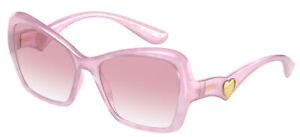 Dolce & Gabbana DEVOTION DG 6153 Pink/Pink Shaded 55/16/140 women Sunglasses