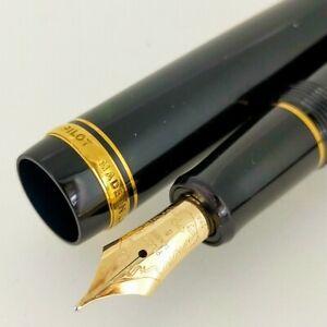 PILOT Custom 74 Fountain pen <Medium> 14K 585 Nib USED