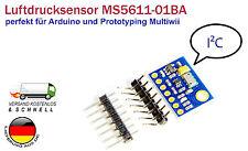 Highend I2C Luftdruck Barometer Modul GY-63 MS5611 f Arduino Raspberry Multiwii