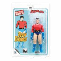 Teen Titans Retro Style Action Figure Series 1 Aqualad Brand New FREE SHIP
