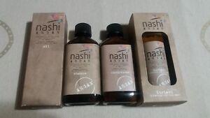 Nashi Argan Shampoo, Conditioner, Instant hydrating styling mask & Argan Oil