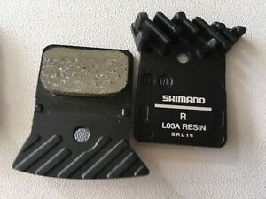 SHIMANO L03A Bicycle Brake Pads One Pair