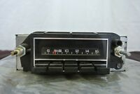 + DELCO AM Pushbutton RADIO 16002110 Untested As Is