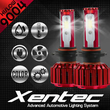 XENTEC LED Headlight Conversion kit 9004 HB1 6000K for Infiniti G20 1991-1996