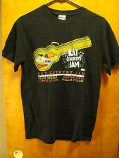 Kat 96.9 Country Jam Nc 2012 T Shirt Small Black C Morgan H Hayes Pickler Alaina