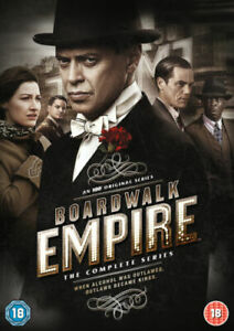 Boardwalk Empire: The Complete Series Dvd Steve Buscemi New & Factory Sealed