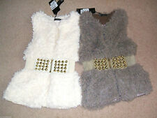 New Look Hip Length Faux Fur Coats & Jackets for Women