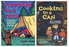 Sleeping in a Sack & Cooking In A Can Camping Activities (2 Paperback Set)