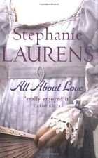 All About Love: Number 6 in series (Bar Cynster),Stephanie Laurens