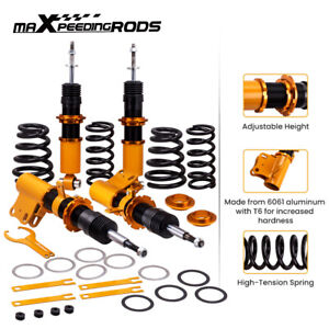 Front Rear Coilover Shock Structs for Holden VE Commodore Sedan Wagon Ute 06-13