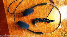 "Over Head Adjustable 3.5mm Audio Stereo Headphone Mp3 Ipod Laptop Phone 44"" cord"
